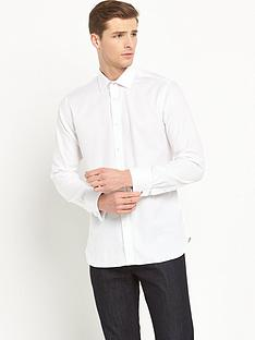ted-baker-dobby-long-sleevenbspshirt