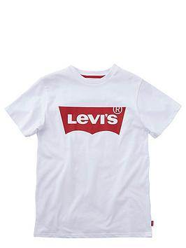 levis-boys-logo-tee