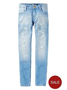 levis-girls-distressed-skinny-jeans