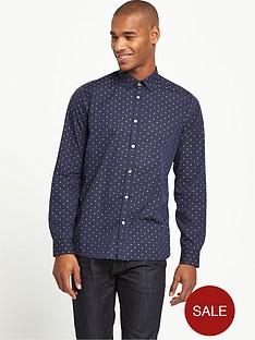 ted-baker-dot-print-mens-shirt