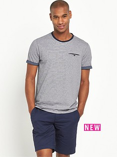ted-baker-rollback-sleeve-mens-t-shirt