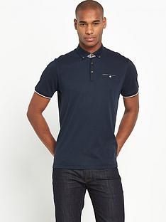 ted-baker-chest-pocket-short-sleevenbsppolo-shirt