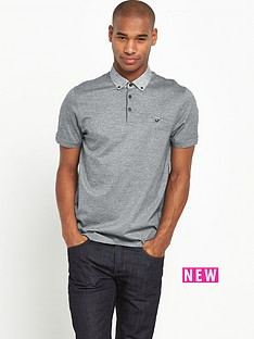 ted-baker-leaf-print-mens-polo-shirt