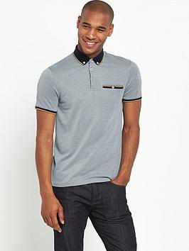 ted-baker-button-down-collar-polo-shirt