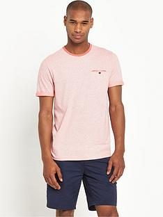 ted-baker-stripe-short-sleevenbspt-shirt