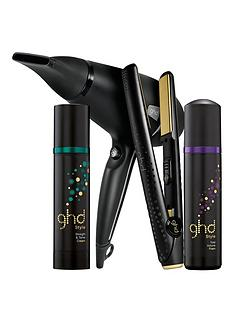 ghd-vnbspgold-dry-and-style-gift-set