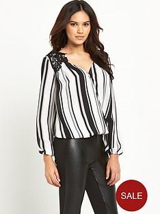 lipsy-mono-wrap-blouse