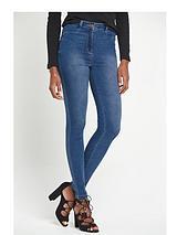 AddisonHigh Waisted Super Stretch Jean