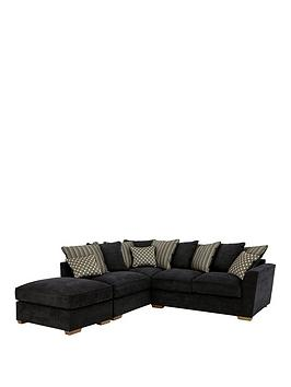 modena-left-hand-fabric-corner-chaise-sofa-bed