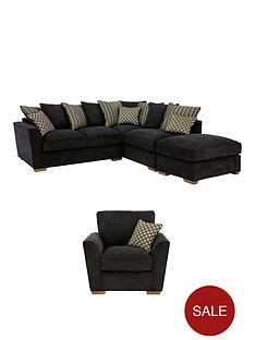 modenanbspright-hand-fabric-corner-groupnbspwith-armchair-and-footstool-buy-and-save