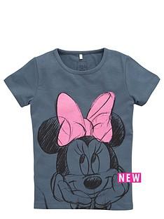 minnie-mouse-minnie-short-sleeve-glitter-top