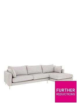 nova-3-seaternbspright-hand-fabric-chaise-sofa