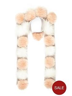 river-island-girls-pom-pom-scarf