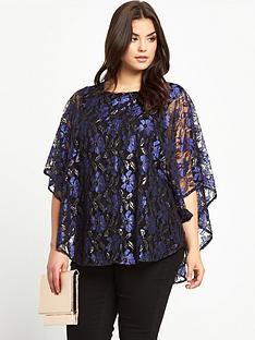 so-fabulous-plus-size-metallic-lace-overlay-jersey-top-14-28