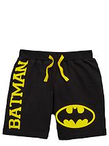 Boys Bat Logo Jog Shorts