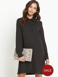 glamorous-glamorous-shirt-collar-dress