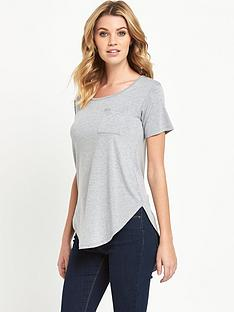v-by-very-short-sleeve-pocket-top