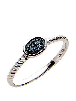love-diamond-sterling-silver-rhodium-plated-5-point-blue-diamond-oval-ring