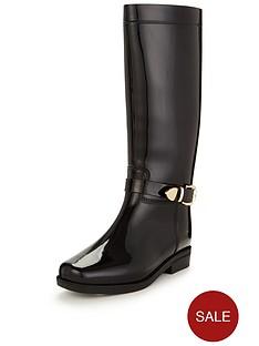 shoe-box-moss-side-buckle-fashion-wellington-boot