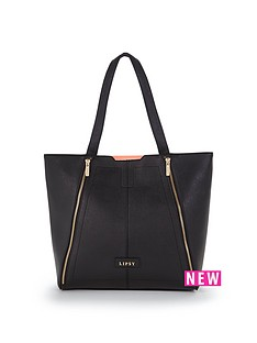 lipsy-double-zip-shopper-bag