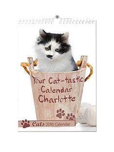 personalised-cat-tastic-2016-calendar