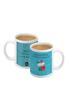 purple-ronnie-purple-ronnie-personalised-elfing-great-christmas-mug