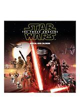 Star Wars Episode VII 2016 Calendar