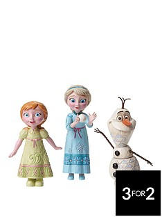 disney-traditions-disney-traditions-disney-frozen-set-of-3-mini-figurines