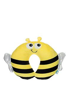 my-doodles-travel-pillow-bee