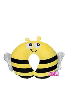 my-doodles-travel-pillow-bee