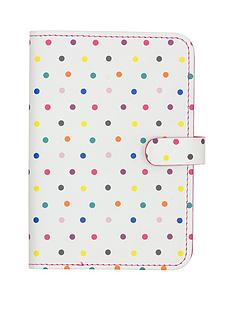 trendz-passport-cover-polka-dot