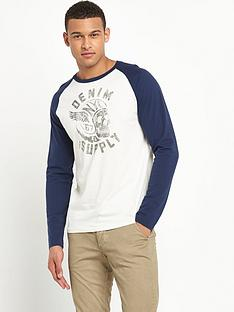 denim-supply-ralph-lauren-denim-amp-supply-rl-long-sleeve-baseball-t-shirt