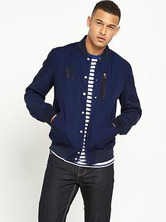 franklin-marshall-technical-mens-bomber-jacket