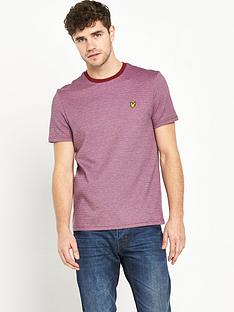 lyle-scott-allover-birdseye-mens-t-shirt