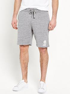 franklin-marshall-franklin-amp-marshall-small-logo-sweat-shorts