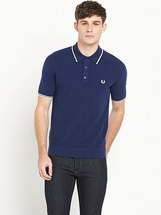 fred-perry-knit-mens-polo-shirt
