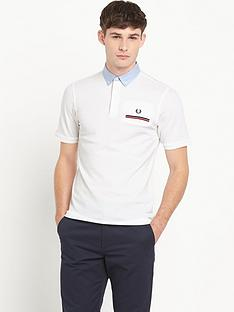 fred-perry-woven-collar-mens-polo-shirt