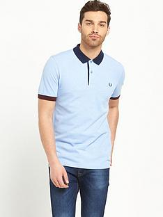fred-perry-colour-block-pique-polo-shirt
