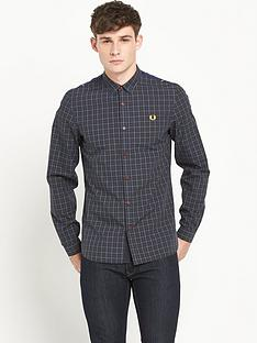 fred-perry-macleod-tartan-mens-shirt