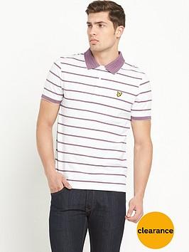 lyle-scott-birdseyenbsppolo-shirt