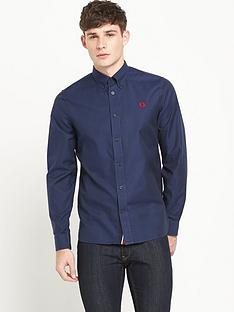fred-perry-twill-mens-shirt
