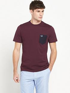 fred-perry-textured-mix-pique-mens-t-shirt
