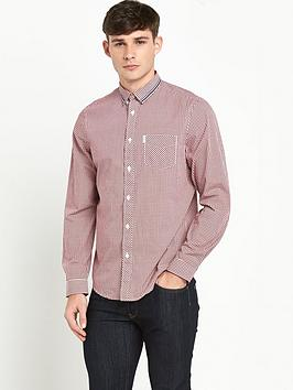 ben-sherman-gingham-mens-shirt