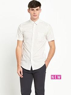ben-sherman-double-square-print-mens-shirt