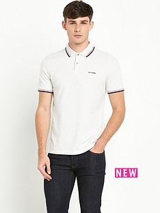 ben-sherman-tipped-collarnbsppolo-shirt