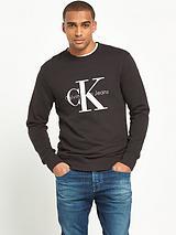 Calvin Klein Jeans Reissue Crew Sweat