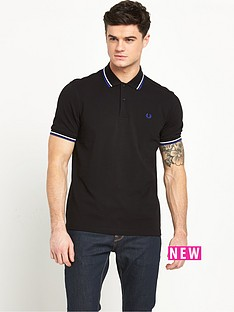 fred-perry-tipped-polo-shirt