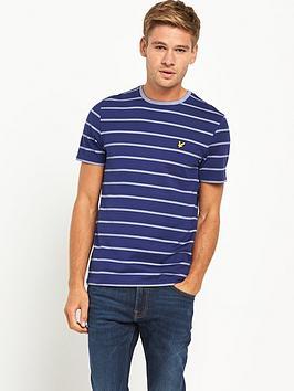 lyle-scott-birdseye-short-sleevenbspt-shirt