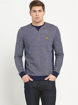 lyle-scott-crew-neck-sweater