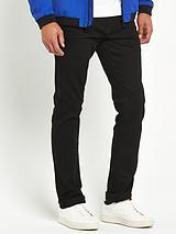 Slim Straight Mens Jeans